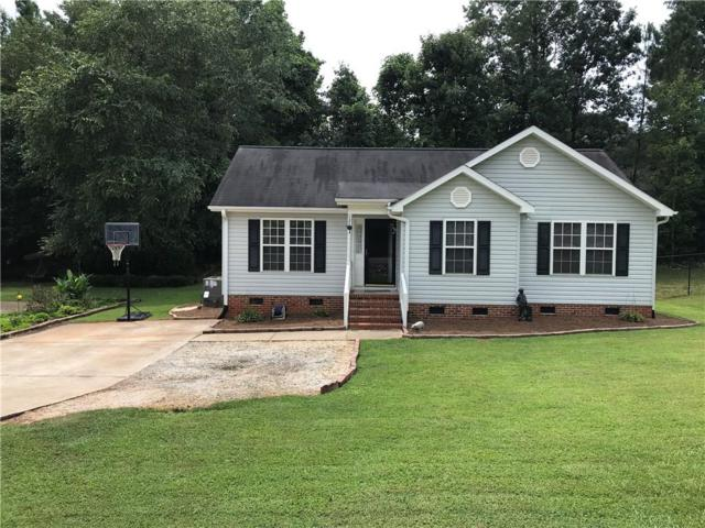 124 Brown Drive, Easley, SC 29642 (#20206259) :: Connie Rice and Partners