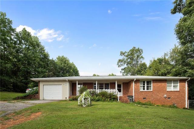 710 Crestwood Drive, Greenville, SC 29609 (MLS #20206279) :: Tri-County Properties