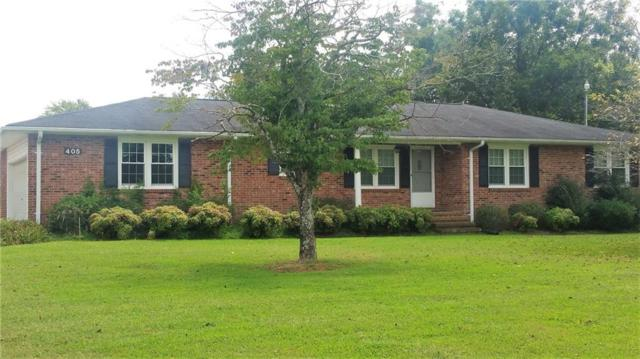 405 Centerville Road, Anderson, SC 29625 (MLS #20206303) :: Tri-County Properties