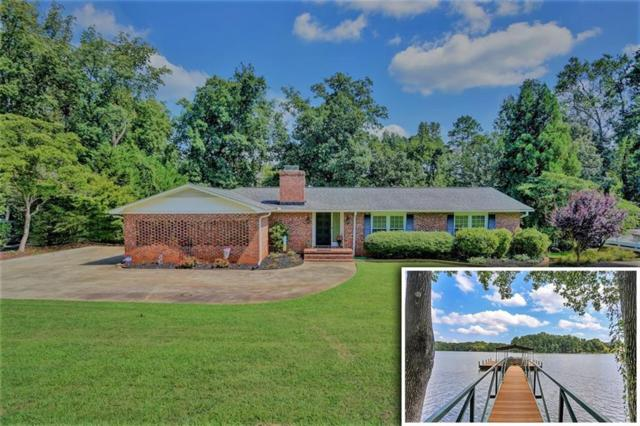 208 Nottingham Way, Anderson, SC 29621 (MLS #20206368) :: The Powell Group of Keller Williams