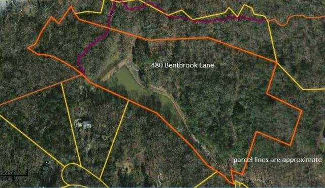 480 Bentbrook Lane, Clemson, SC 29631 (MLS #20207388) :: The Powell Group of Keller Williams