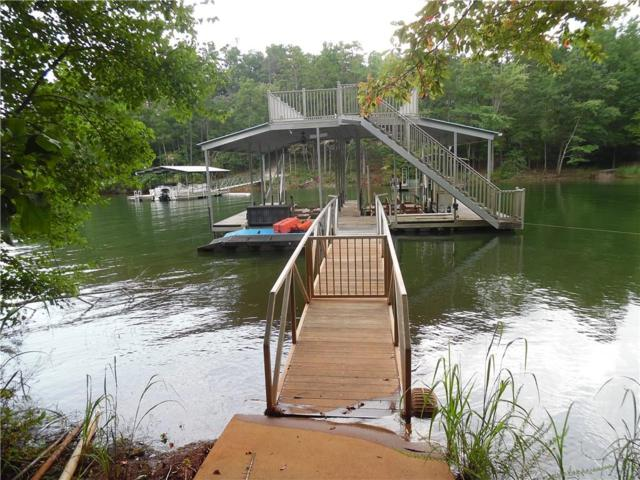 8 Osceola Trail Throughway, Fair Play, SC 29643 (MLS #20207407) :: Tri-County Properties
