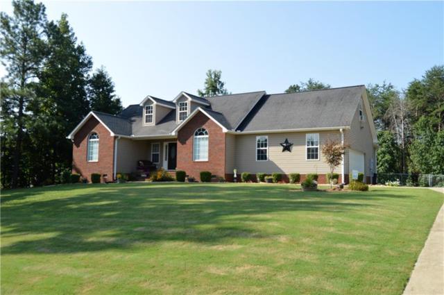 129 Ridgeland Drive, Six Mile, SC 29682 (MLS #20207412) :: Tri-County Properties