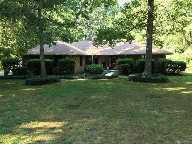 1007 Challedon Way, Pendleton, SC 29670 (MLS #20207427) :: Tri-County Properties