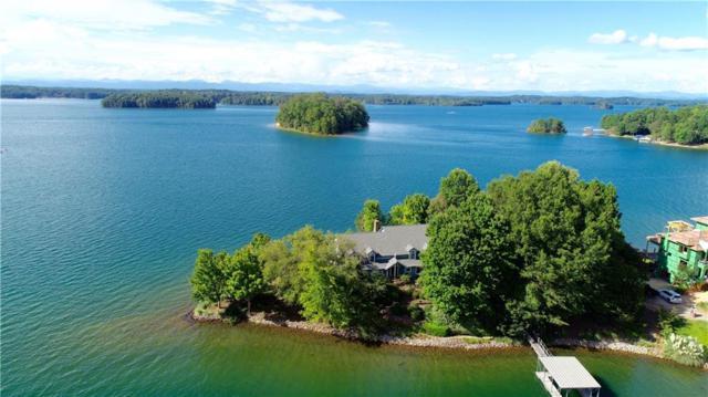 2036 Westview Point, Seneca, SC 29672 (MLS #20207437) :: Les Walden Real Estate