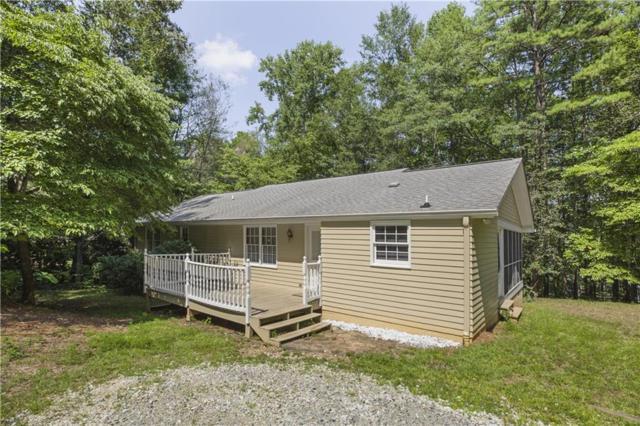 1716 Seven Forks Road, Martin, GA 30557 (MLS #20207476) :: Les Walden Real Estate