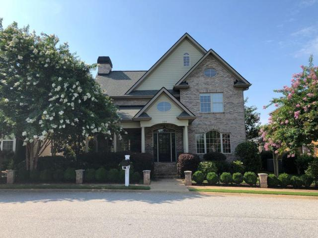 109 Fremont Drive, Simpsonville, SC 29680 (MLS #20207500) :: Les Walden Real Estate