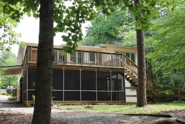 450 Riverbend Road, Lavonia, GA 30553 (MLS #20207501) :: Les Walden Real Estate