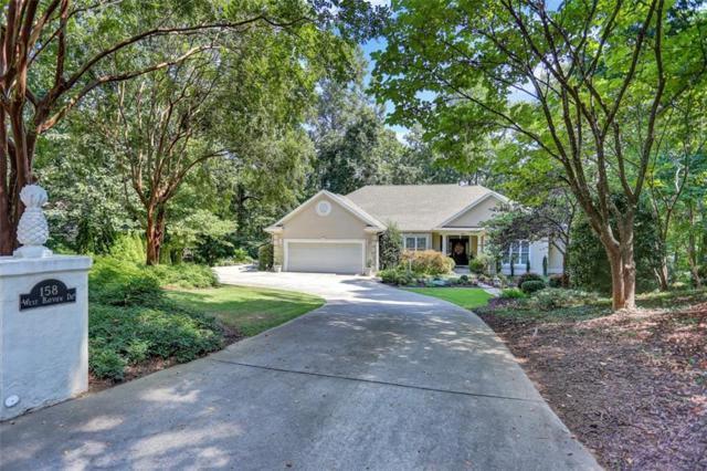158 West Bay View Drive, Seneca, SC 29672 (MLS #20207508) :: The Powell Group of Keller Williams