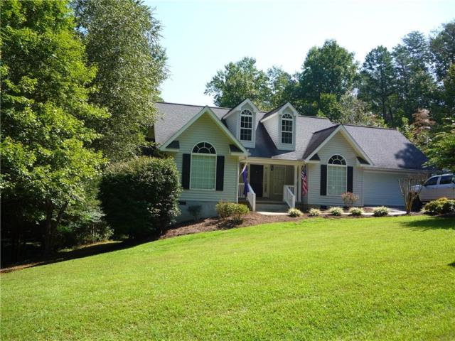 221 Crystal Falls Road, West Union, SC 29696 (MLS #20207516) :: The Powell Group of Keller Williams