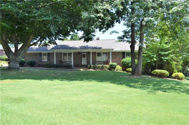 2502 Winslow Drive, Anderson, SC 29621 (MLS #20207731) :: Les Walden Real Estate