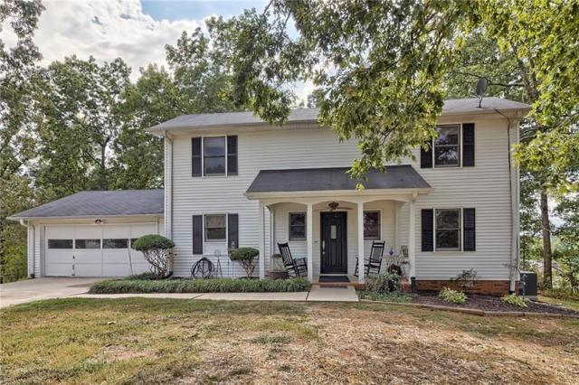 111 Terry Lee Drive, Piedmont, SC 29673 (MLS #20207759) :: The Powell Group of Keller Williams