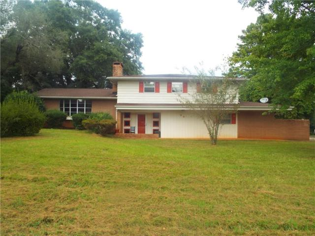 96 Cardinal Drive, Clemson, SC 29631 (MLS #20207801) :: The Powell Group of Keller Williams
