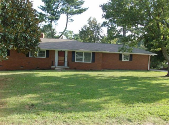 2802 Colonial Drive, Anderson, SC 29621 (MLS #20207837) :: Les Walden Real Estate