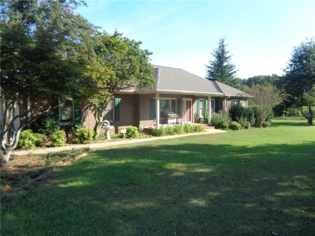 1215 Levis Smith Road, Pendleton, SC 29670 (MLS #20207867) :: Tri-County Properties