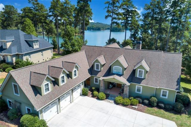 160 Northshores Drive, Seneca, SC 29672 (MLS #20207959) :: The Powell Group of Keller Williams