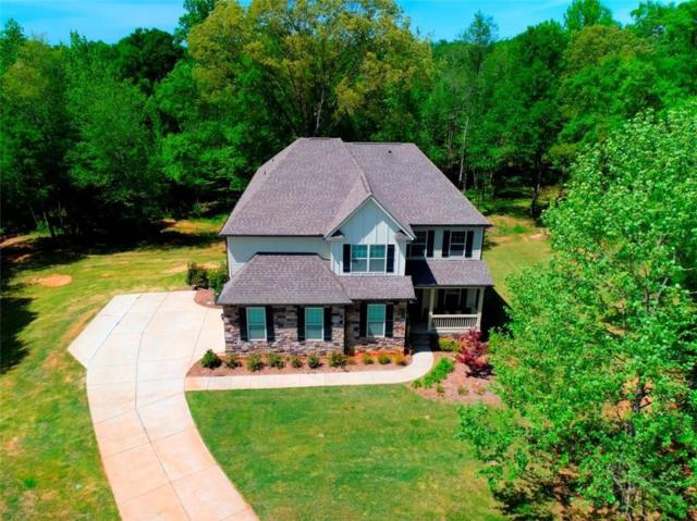 106 Hawks Nest, Belton, SC 29627 (MLS #20207995) :: Tri-County Properties
