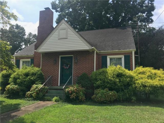 2607 Whitehall Avenue, Anderson, SC 29621 (MLS #20208063) :: Tri-County Properties