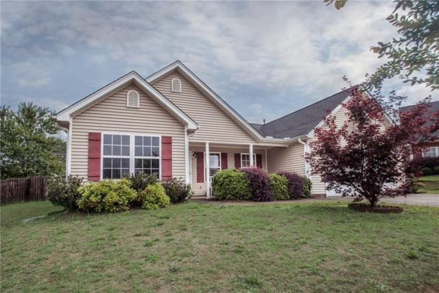 11 Cane Hill Drive, Piedmont, SC 29673 (MLS #20208150) :: Les Walden Real Estate