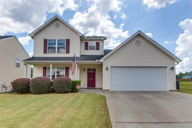 137 Shakleton Drive, Anderson, SC 29625 (MLS #20208191) :: The Powell Group of Keller Williams