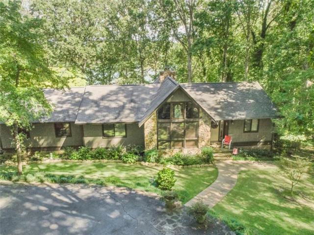 104 Seven Oaks Drive, Seneca, SC 29678 (MLS #20208196) :: Les Walden Real Estate
