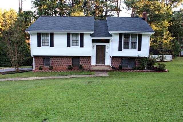 535 Woodland Circle, Pendleton, SC 29670 (MLS #20208273) :: Les Walden Real Estate