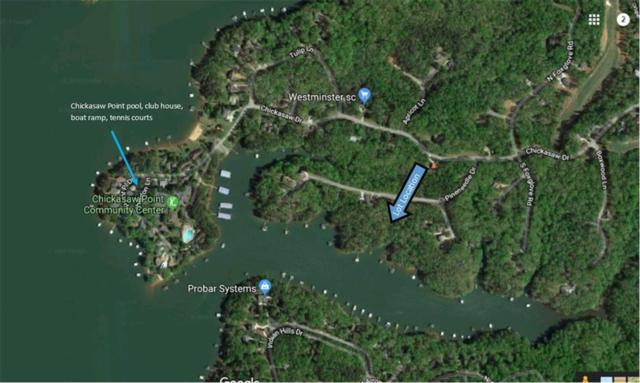 Lot 158/9 Pineneedle Drive, Westminster, SC 29693 (MLS #20208279) :: The Powell Group of Keller Williams