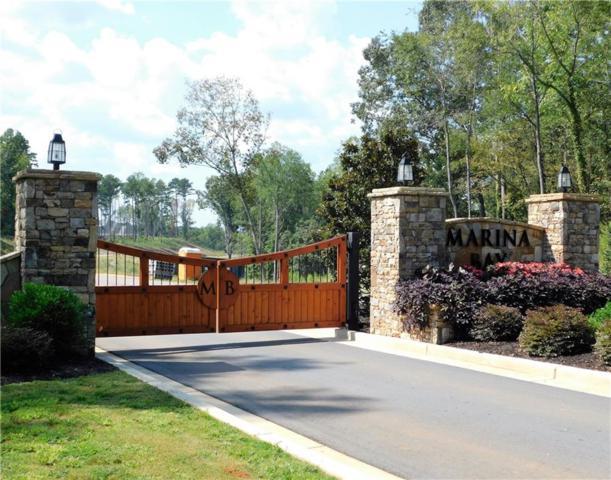 812 Mountain Way, Seneca, SC 29678 (MLS #20208325) :: Les Walden Real Estate