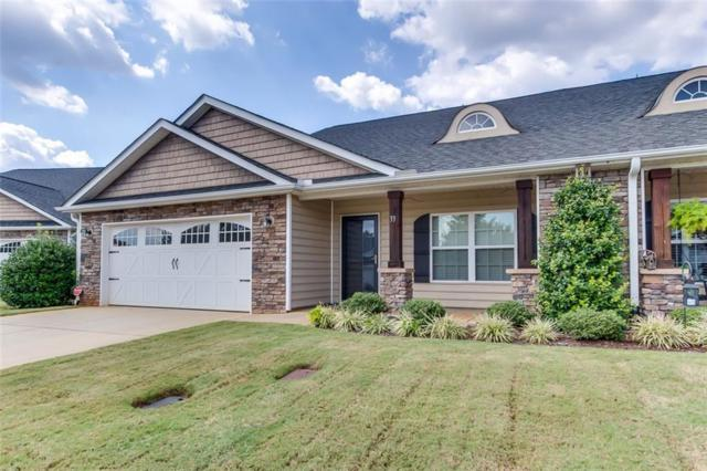 33 Hillsborough Drive, Anderson, SC 29621 (MLS #20208357) :: Les Walden Real Estate