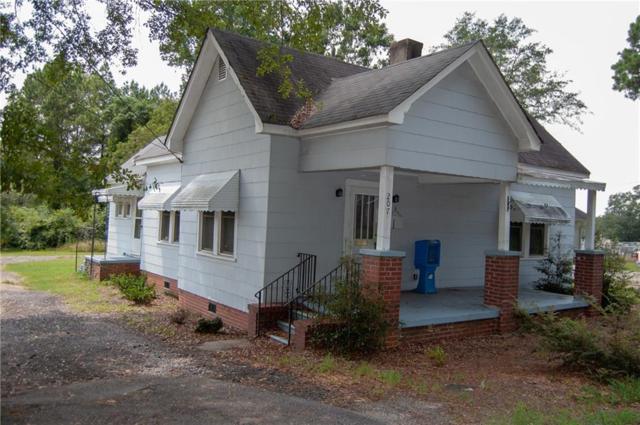 207 N Main Street, Donalds, SC 29638 (MLS #20208364) :: The Powell Group of Keller Williams