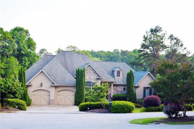 808 Grey Oaks Drive, Seneca, SC 29678 (MLS #20208462) :: Les Walden Real Estate