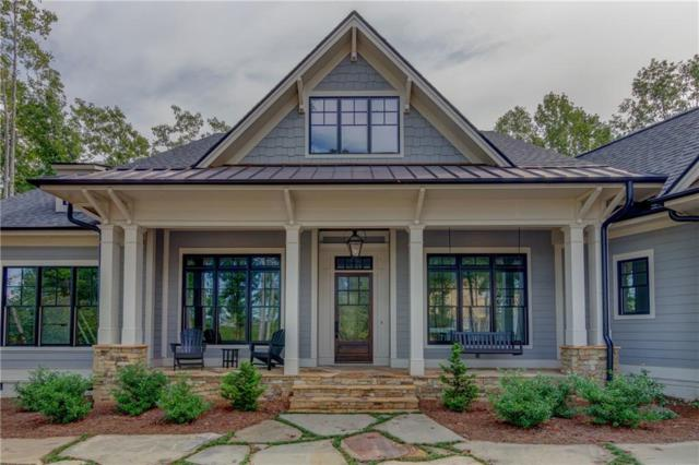 109 Tranquil Cove, Six Mile, SC 29682 (MLS #20208476) :: Les Walden Real Estate