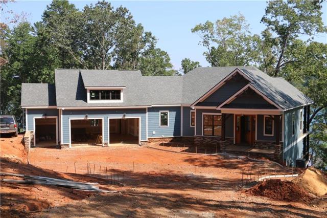 1384 Harbor Ridge Road, Seneca, SC 29672 (MLS #20208477) :: Tri-County Properties