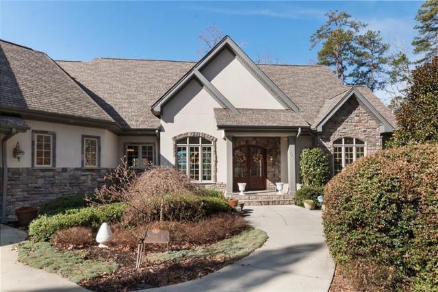 704 Dewberry Way, Seneca, SC 29672 (MLS #20208487) :: Tri-County Properties