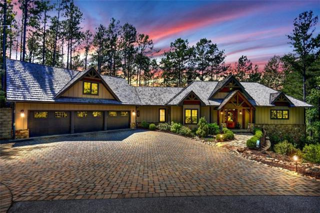 122 Muirfield Court, Sunset, SC 29685 (MLS #20208549) :: Les Walden Real Estate