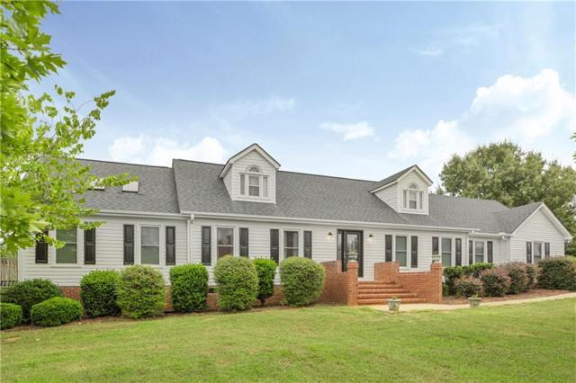 158 Deer Run Road, Anderson, SC 29626 (MLS #20208577) :: Les Walden Real Estate