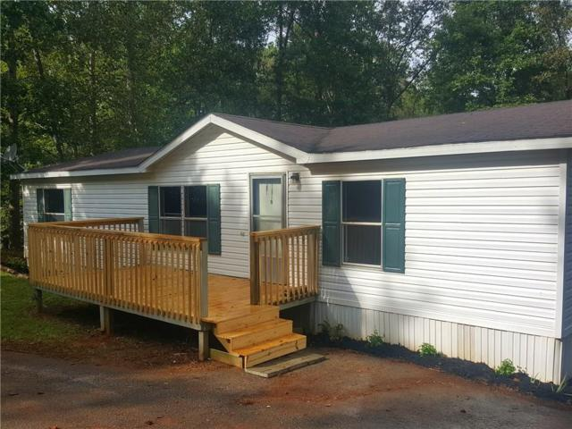 1581 Park Ridge Drive, Seneca, SC 29672 (MLS #20208593) :: The Powell Group of Keller Williams