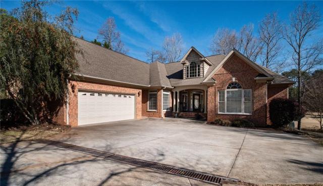4405 Smoak Pond Road, Seneca, SC 29678 (MLS #20208594) :: Les Walden Real Estate