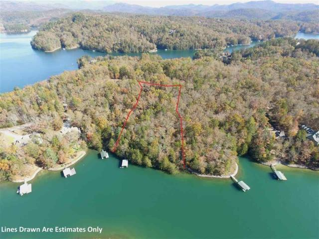 J63 Jocassee Point, Salem, SC 29676 (MLS #20208598) :: Tri-County Properties