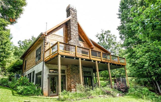 831 Lenore B Lane, Mountain  Rest, SC 29664 (MLS #20208753) :: Les Walden Real Estate