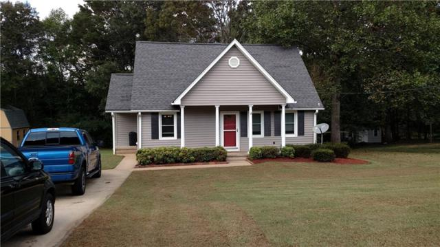 205 Lakeside Lane, Liberty, SC 29657 (MLS #20208757) :: The Powell Group of Keller Williams