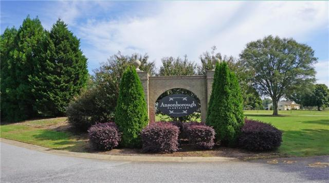 237 Ansonborough, Belton, SC 29627 (MLS #20208766) :: Tri-County Properties