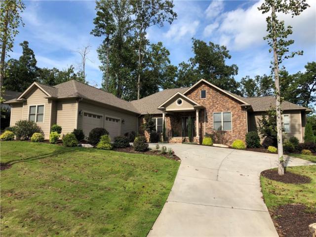 138 Cane Creek Harbor Road, Seneca, SC 29672 (MLS #20208774) :: Les Walden Real Estate