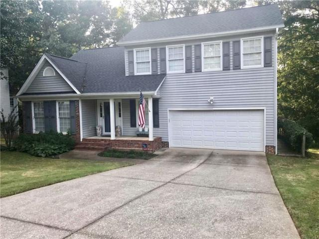 400 Planters Row Drive, Mauldin, SC 29662 (#20208806) :: Connie Rice and Partners