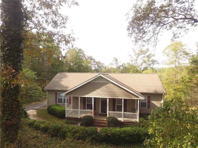 302 W Capewood Drive, Seneca, SC 29678 (MLS #20208815) :: Les Walden Real Estate