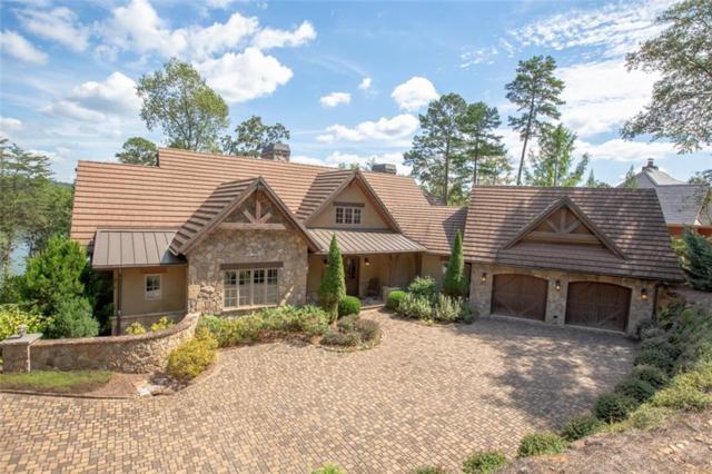 510 Palmer Way, Sunset, SC 29685 (MLS #20208902) :: Les Walden Real Estate