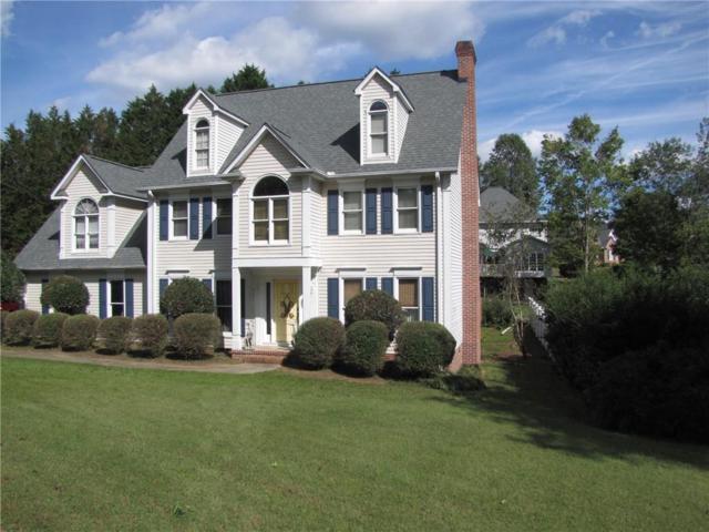202 Kensington Road, Easley, SC 29642 (MLS #20208914) :: Les Walden Real Estate