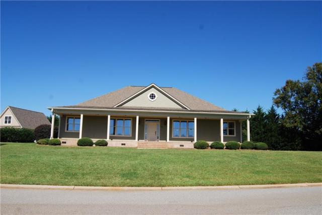 104 Upper View Terrace, Anderson, SC 29625 (MLS #20208919) :: Les Walden Real Estate