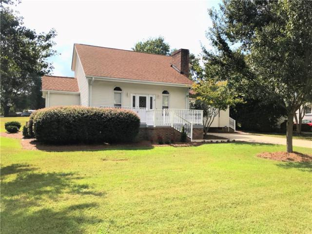 302 Creek Drive, Easley, SC 29642 (MLS #20208926) :: The Powell Group of Keller Williams