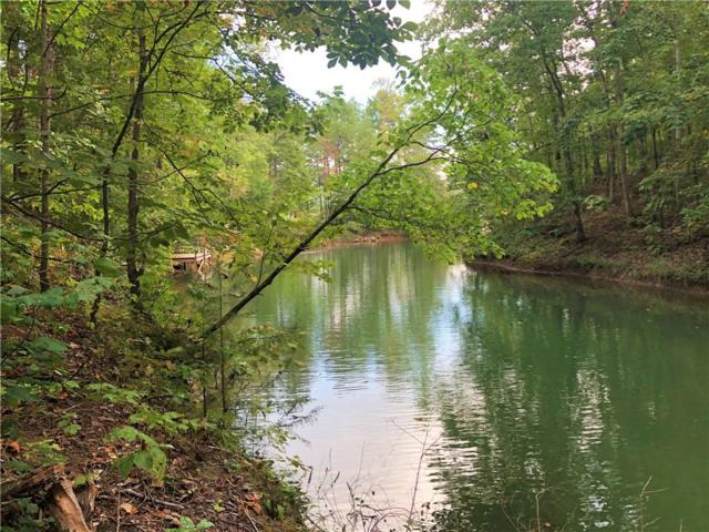 Lot 4 Cottages At Riverbirch, Seneca, SC 29672 (MLS #20208927) :: The Powell Group